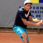 Javier González obtuvo el vicecampeonato del Tunari Junior Open