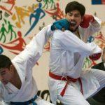 Jorge Acevedo logró medalla de bronce en el Karate Premier League de Toledo