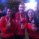 Karate nacional se apresta a participar en la Premier League de Toledo