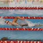 Kristel Köbrich logra medalla de oro en los 1500 metros libres del Pro Swim Series de Austin