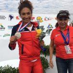 Chile sumó 4 nuevas medallas en el Sudamericano de Atletismo Adulto 2017