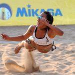Francisca Rivas y Paula Vallejos cayeron en la primera jornada de la final femenina del Circuito Sudamericano de Volleyball Playa