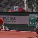 Peralta y Zeballos suman un nuevo triunfo y se meten en cuartos de final de Roland Garros
