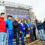 Este jueves se realizó el punto de prensa del Gran Premio de Los Ángeles del RallyMobil