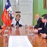 Organización del RallyMobil sostuvo reunión con la Presidenta Bachelet sobre llegada del WRC a Chile