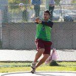 Roberto Montiel ganó medalla de plata en el Sudamericano Juvenil de Atletismo