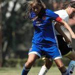 Sofía Hartard se convirtió en la nueva jugadora del Sporting de Huelva