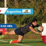 """Los """"Cóndores"""" reciben a Argentina XV en partido válido por la Sudamérica Cup"""