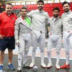 Chile finalizó su participación en el Panamericano de Esgrima