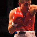 Joseph Cherkashyn cayó en su debut en el Continental de Boxeo