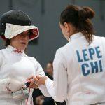 Equipo chileno femenino de espada obtuvo el cuarto lugar en el Panamericano de Esgrima