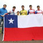 Selección chilena de BMX busca llegar a lo más alto en el Mundial de USA