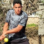 Amador Salazar da la sorpresa en la segunda ronda del Justine Henin Juniors Cup