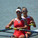 Antonia y Melita Abraham clasificaron a la final del Mundial Sub 23 de Remo