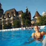 Bianca Consigliere ocupó el puesto 23 del nado sincronizado en el Mundial de Natación