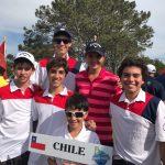 Este martes comienza la participación chilena en el IMG Junior World Championship de Golf