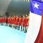 Chile jugará por el puesto 23 del Mundial Junior Masculino de Handball