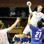 Chile cayó ante Noruega en nueva jornada del Mundial Junior Masculino de Handball