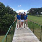 Tomás Gana toma el liderato absoluto del Torneo Ciudad Bucaramanga