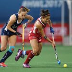 "Las ""Diablas"" cayeron en su debut por la semifinal de la World League de Hockey Césped"