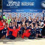 """Las """"Diablas"""" se quedaron con el noveno lugar del torneo semifinal de la World League"""