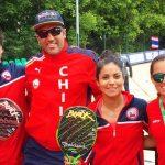 Chile finalizó en el puesto 17 del Mundial de Tenis Playa