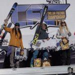 Riders nacionales dominaron el Chilean Freeride Championship en El Colorado