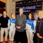 Este jueves se realizó la conferencia de prensa del Gran Premio de Frutillar del RallyMobil