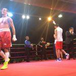 Daniel Muñoz se impuso en su debut por el boxeo profesional