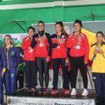 Chile obtuvo 46 medallas en los Sudamericanos de Karate realizados en Bolivia