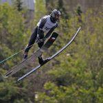 Esquiador Felipe Miranda logra nuevo récord chileno de salto
