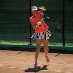 Fernanda Labraña se quedó con el vicecampeonato de dobles del W15 de Austin