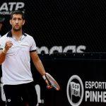 Hans Podlipnik avanza sin jugar a las semifinales de dobles del ATP 250 de Moscú