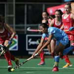 "Las ""Diablas"" caen ante India por la semifinal de la World League Femenina de Hockey Césped"