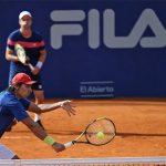 Julio Peralta y Horacio Zeballos avanzan a cuartos de final de dobles en Hamburgo