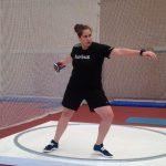 Se confirmó la clasificación de Karen Gallardo al Mundial de Atletismo 2017