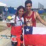 Karla Ortiz se titula bicampeona mundial de BMX tras triunfo en el Mundial de USA