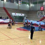 Alpos saca ventaja en la primera fecha de la Liga Nacional de Básquetbol en Silla de Ruedas