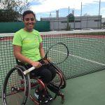 Macarena Cabrillana tuvo un exitoso debut en el Swiss Open de Suiza