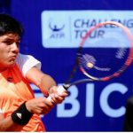Matías Soto cayó en primera ronda de la qualy de Wimbledon Junior