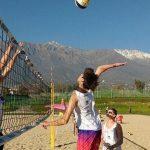 Peñalolén recibe el Circuito Sudamericano de Volleyball Playa clasificatorio a los Juegos Olímpicos de la Juventud