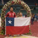 Selección Chilena de Gimnasia Ritmica realizó una gran actuación en el Sudamericano de Ecuador