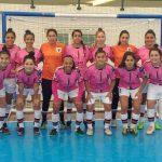 Palestino clasificó a las semifinales de la Copa Libertadores Femenina de Futsal