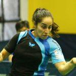 Paulina Vega clasificó a la Copa del Mundo de Tenis de Mesa