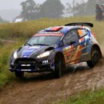 Pedro Heller sufrió problemas mecánicos en tercer día del Rally de Polonia
