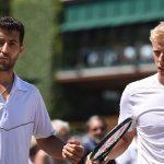 Hans Podlipnik gana duelo de chilenos y avanza a semifinales de dobles en Kitzbühel