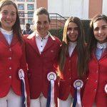 Santiago Paperchase Club logró el quinto lugar en el Mundial Ecuestre de Clubes Amateur