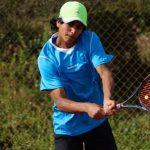 Sebastián Welch obtuvo el vicecampeonato del Paraguay Junior Open