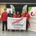 Selección Chilena de Bochas debutó este sábado en los World Games 2017