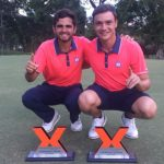 Tomás Gana se tituló campeón del Torneo Ciudad de Bucaramanga